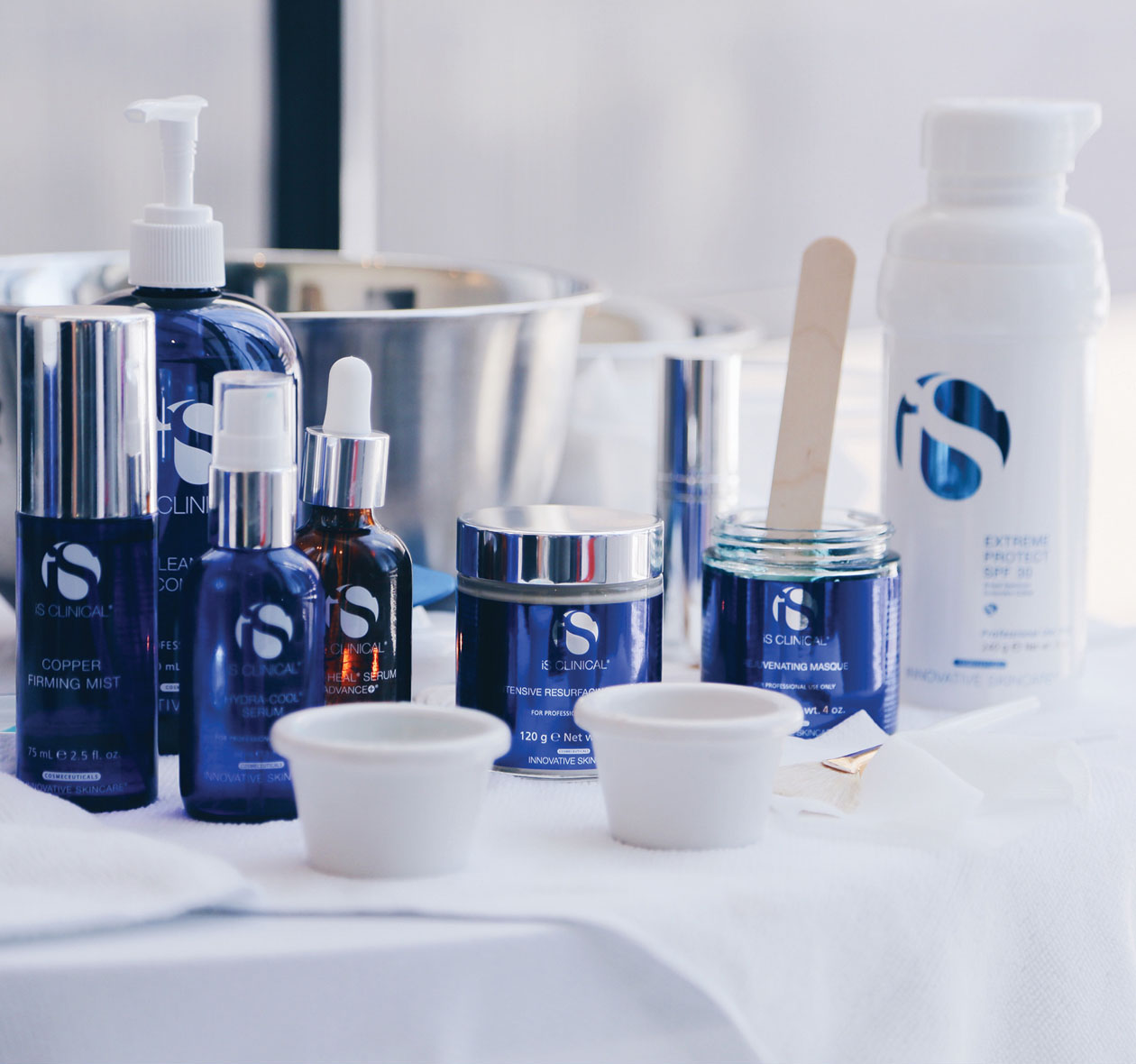 iS Clinical Beauty Products