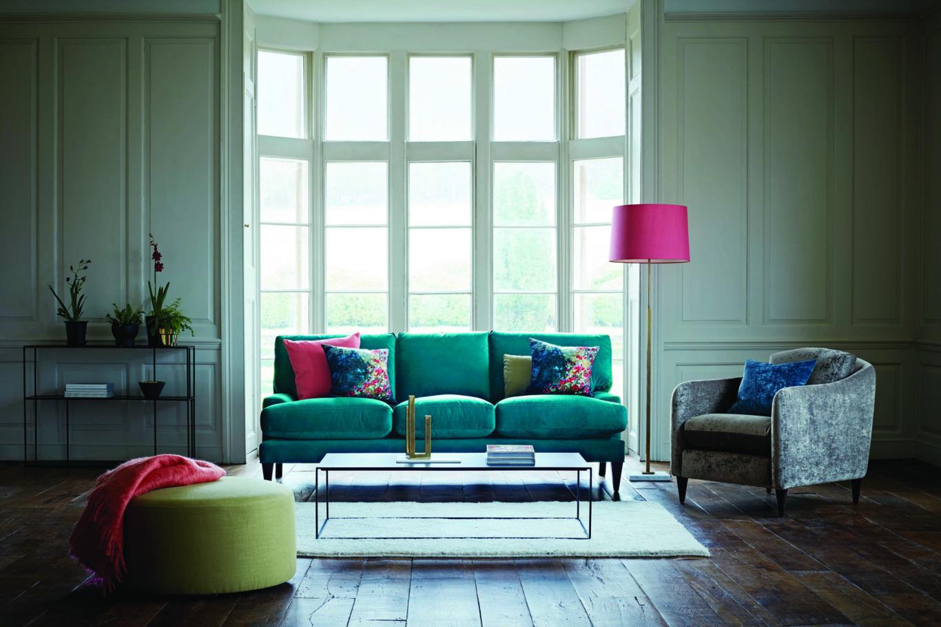 The Lounge Co Sofa