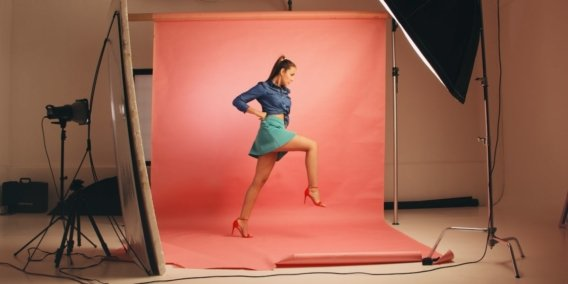 How to do a fashion photoshoot