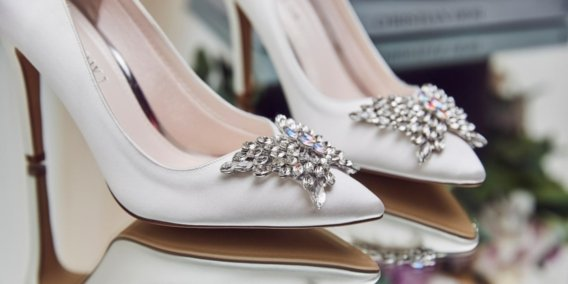 Fox Collective - Client Case Study for Rainbow Club - Wedding Shoes